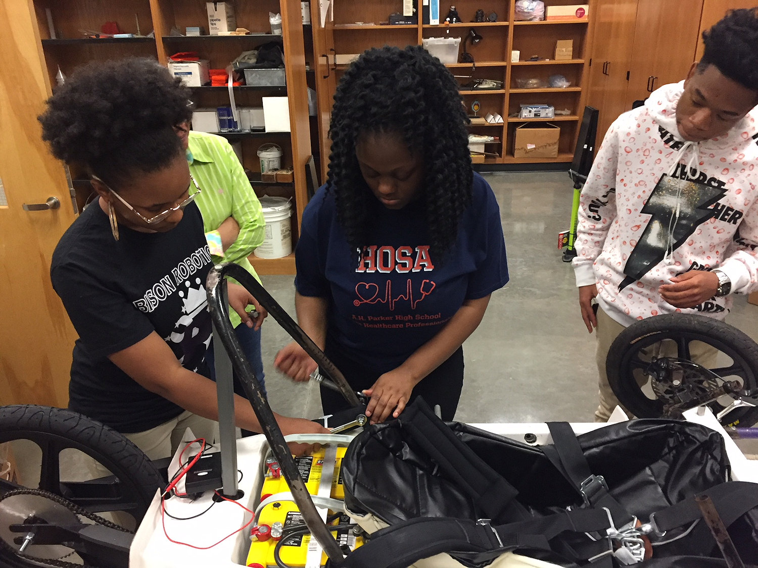 LINKS-STEMREADY Program Brings National Resources to Local Initiatives