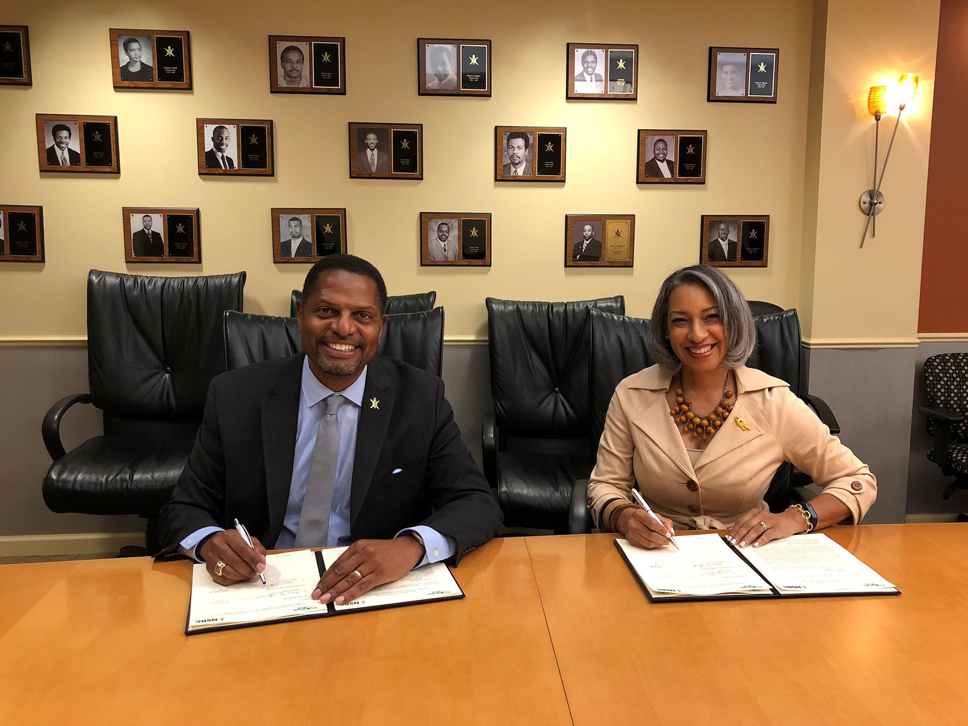 The Links, Incorporated and National Society of Black Engineers Extend Partnership Through 2021