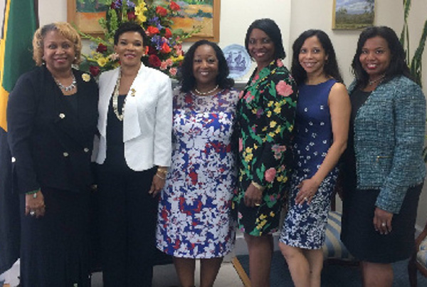 Members from The Links, Incorporated Return to Jamaica for Humanitarian Mission Trip