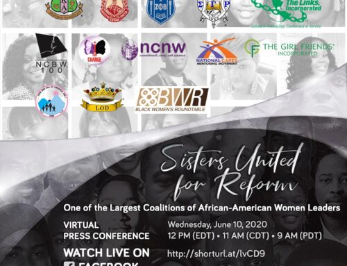 Joint Statement by Women Leaders of 13 African-American Organizations