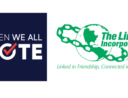 The Links, Incorporated Announces National Partnership With When We All Vote; Pledges to Expand Voter Registration and Engagement Efforts